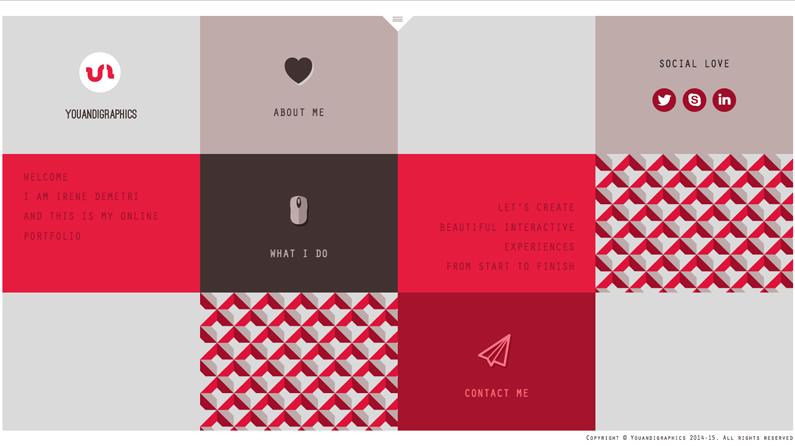 10 stunning web design portfolios | Creative Bloq
