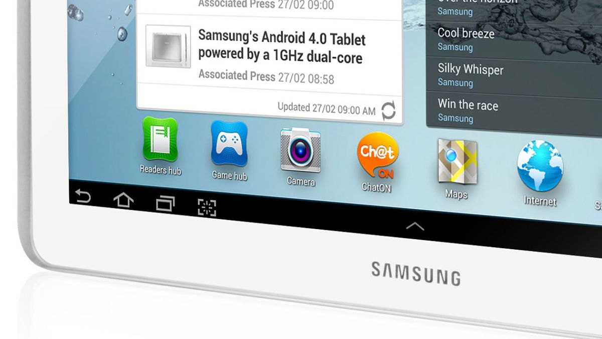 Samsung squaring up to 12-inch iPad with its own super-sized tablet?
