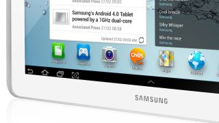Samsung Galaxy Tab 3 Plus shows up with super screen