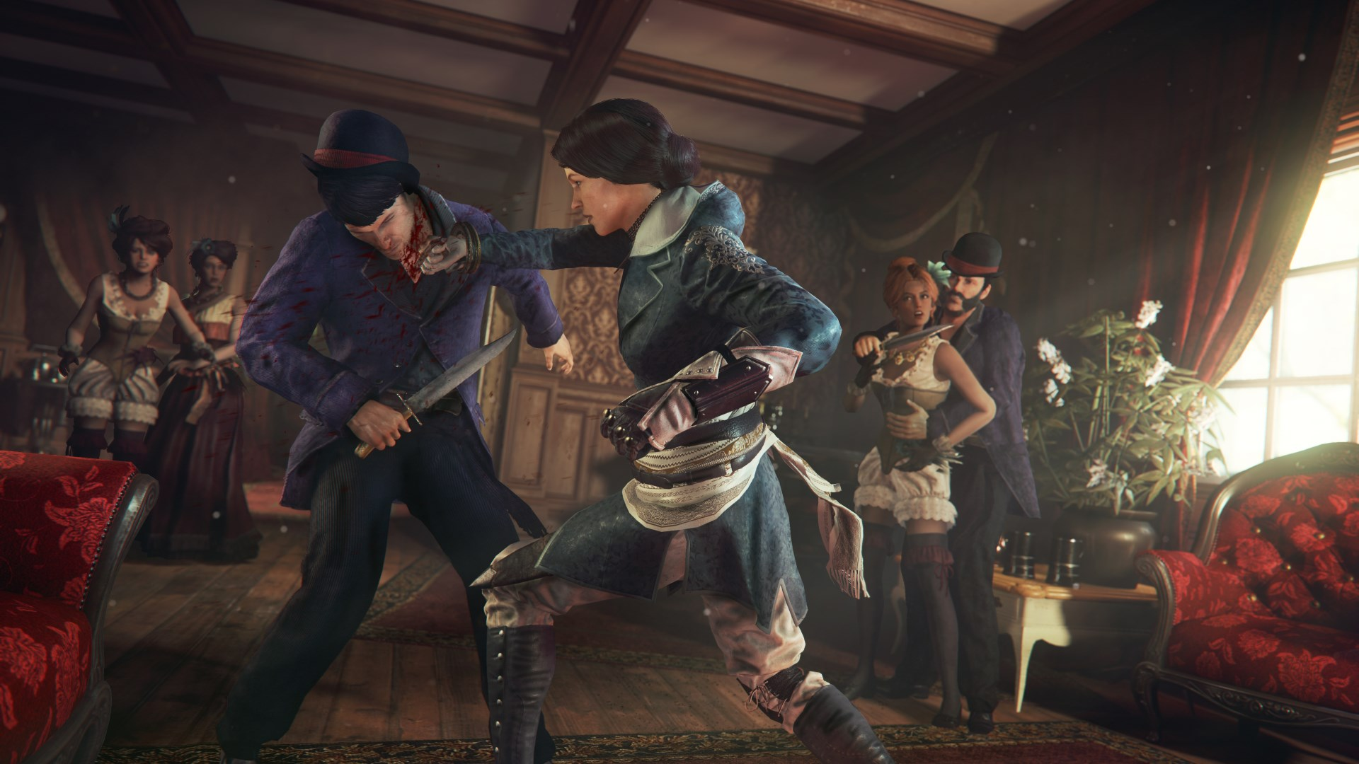 Jack the Ripper cuts some moves in new AC: Syndicate VR