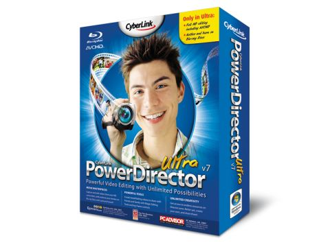 Cyberlink PowerDirector 7 Ultra