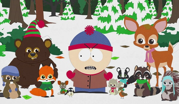 Stan And The Woodland Critters South Park