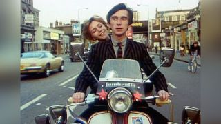 Phil Daniels and Leslie Ash in Quadrophenia, 1979