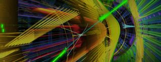 An ATLAS event with two photons, cern, dark matter