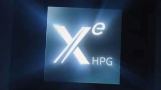Intel Xe HPG images