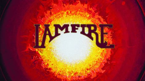 Cover art for IAMFIRE - From Ashes album