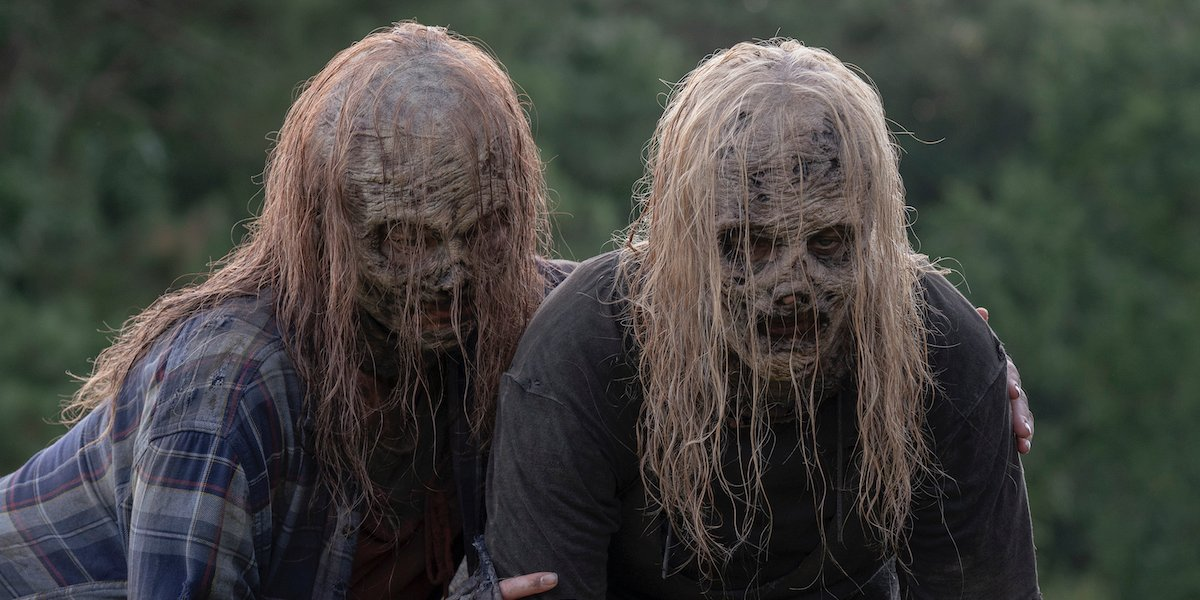 Walking Dead Fans Can Expect 'Extraordinary' Things From Alpha's Story With Gamma And Carol