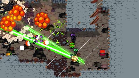 Nuclear Throne mid
