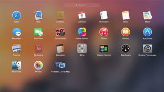 How to clean up the Mac Launchpad in OS X | TechRadar