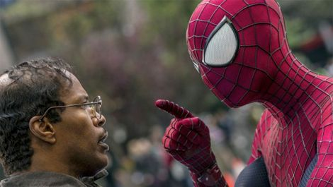 Marc Webb describes The Amazing Spider-Man 2 as huge