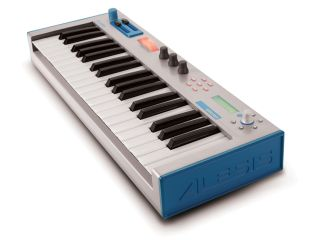 Alesis micron SE: it's blue.