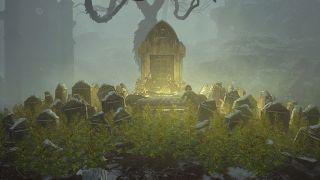 Resident Evil Village Beneviento grave