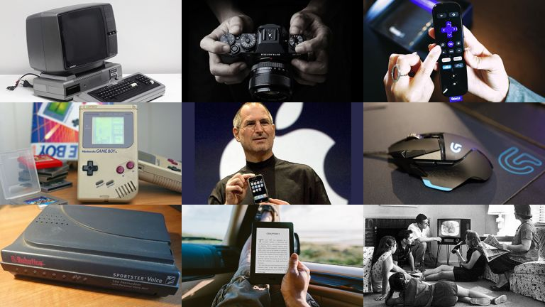 11 gadgets that changed the world