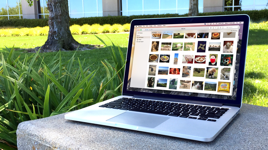 How to repair the Photos library in Mac OS X Yosemite