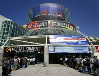 E3, back in the 'glory days'