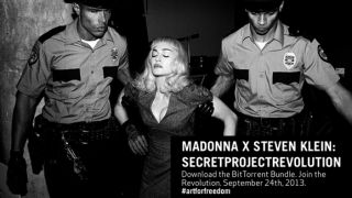 Madonna and BitTorrent