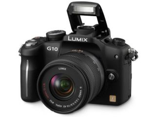 Panasonic G10 is the first to touch on a Micro Four Thirds