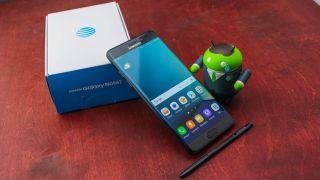 Samsung Galaxy Note 7 recall news