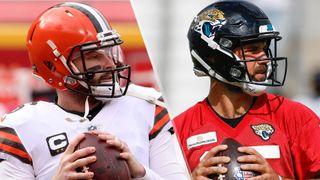 Browns vs Jaguars live stream: Baker Mayfield and Gardner Minshew II