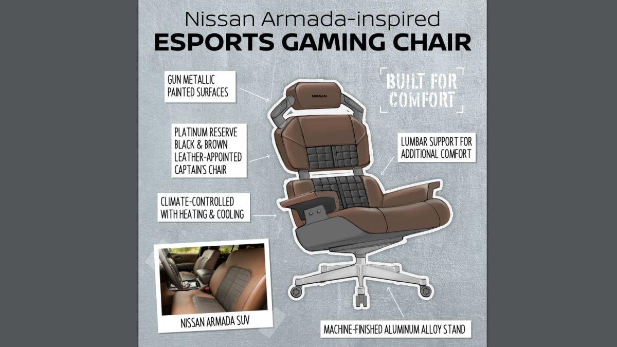 Astounding Is This Really The Ultimate Gaming Chair Techradar Creativecarmelina Interior Chair Design Creativecarmelinacom