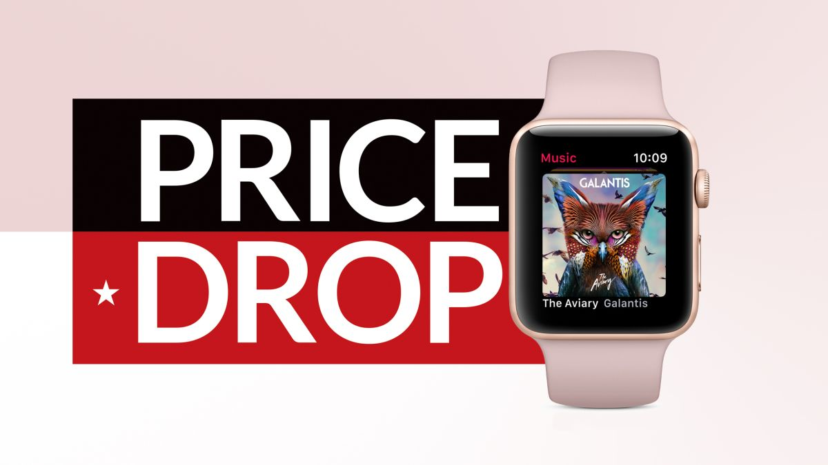 Get an Apple Watch Series 3 for just £195 in this smartwatch mega deal