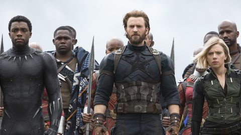 'Avengers: Infinity War' will be the longest Marvel movie ever released