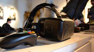 Oculus Rift Controller
