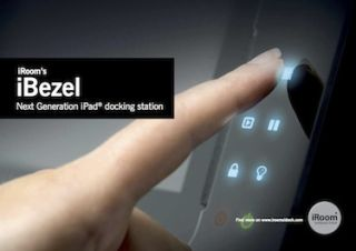 iRoom to Launch iBezel iPad Docking Station