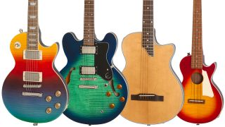 Summer NAMM 2018: Epiphone returns with new Les Paul and Dot