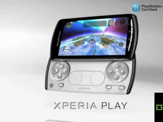 Xperia Play - 'cooler' than the iPhone?