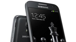 Express your inner darkness with a black Samsung Galaxy S4 and Galaxy S4 Mini