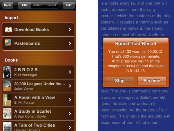 Best Speed Reading Apps for iOS and Android Devices | Tom's Guide