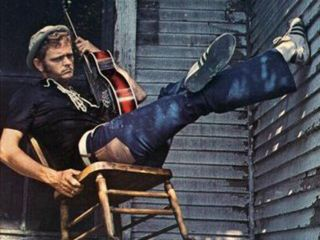 The late Jerry Reed, aka The Guitar Man
