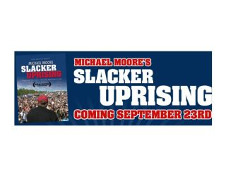 Slacker Uprising, available to watch on Blip.tv 23 September