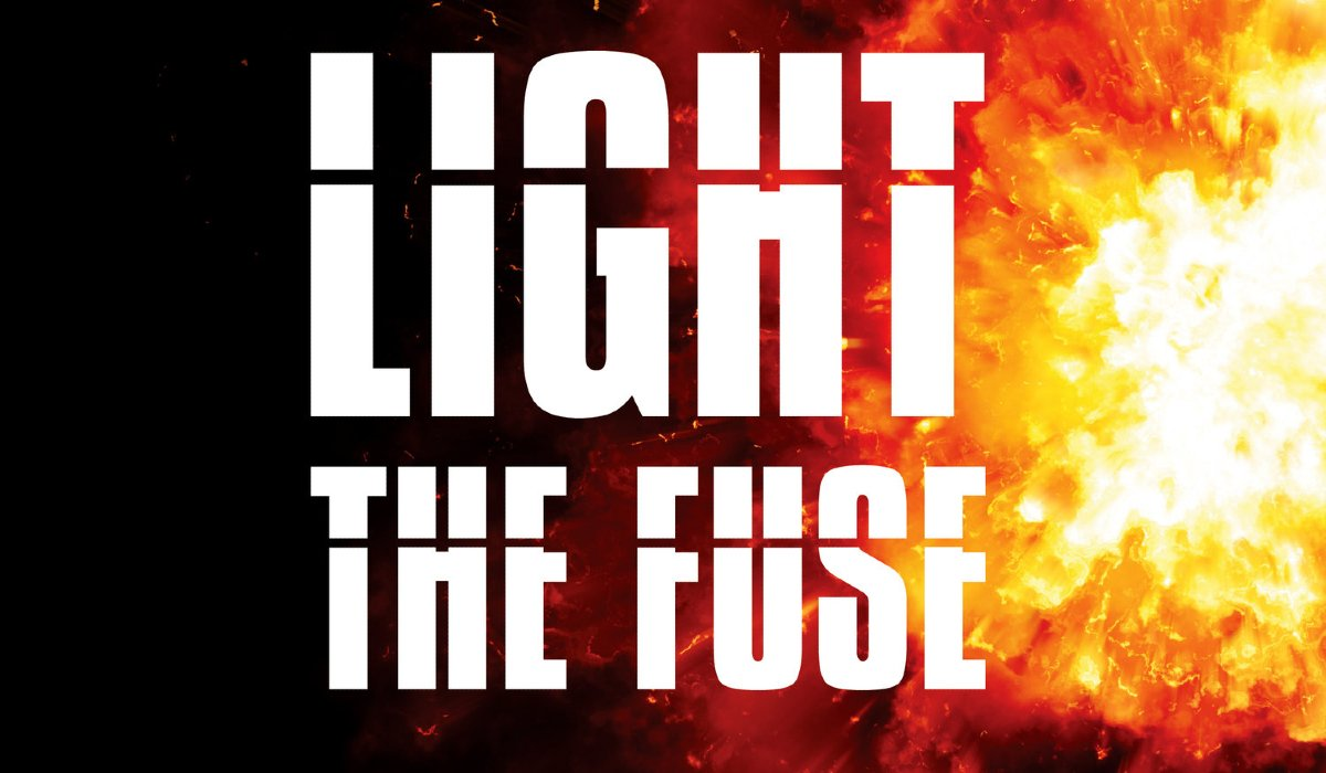 Light The Fuse Podcast logo