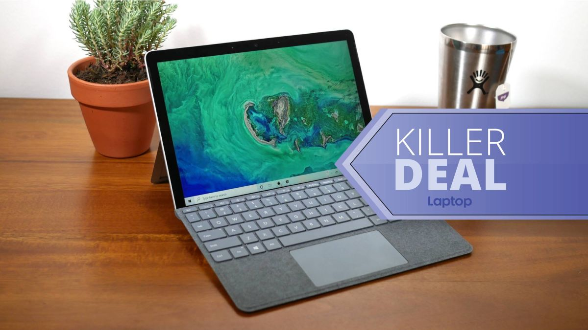 Microsoft Memorial Day sale takes $129 off Surface Go 2 with keyboard bundle