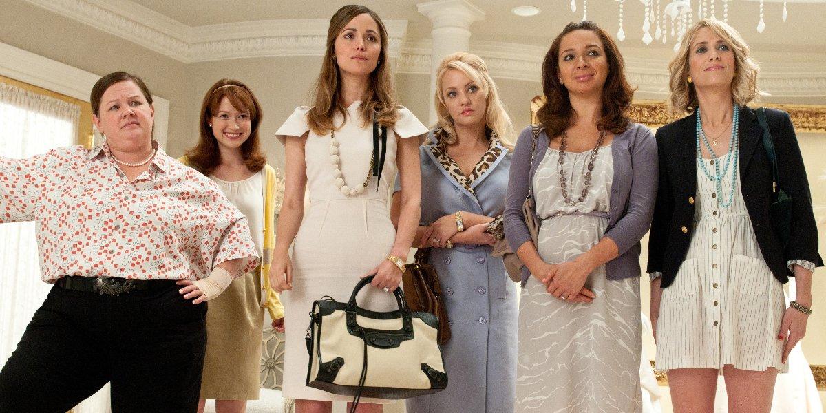 The Bridesmaids cast