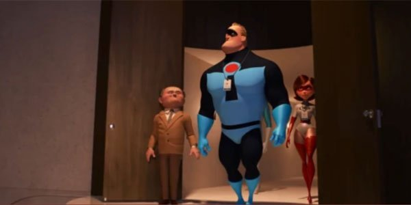 incredibles original costume