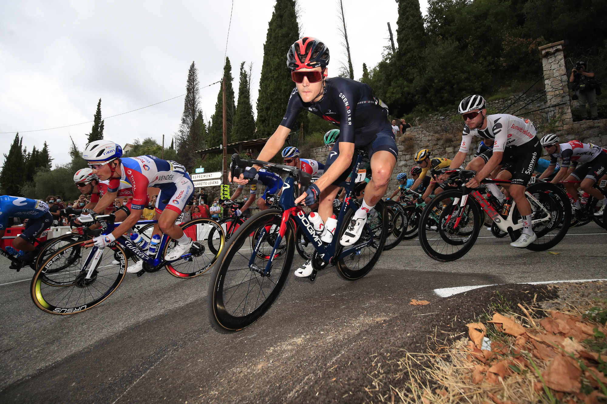 Tour de France 2020 107th Edition 1st stage Nice Nice 156 km 29082020 Pavel Sivakov RUS Team Ineos photo Luca BettiniBettiniPhoto2020