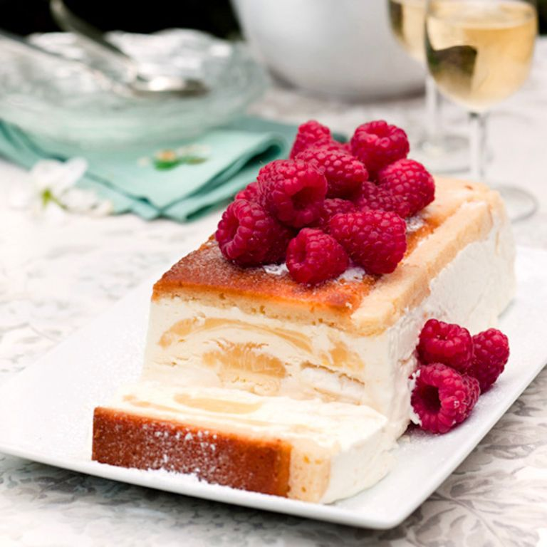 Iced Lemon Terrine-dessert recipes-recipe ideas-new recipes-woman and home