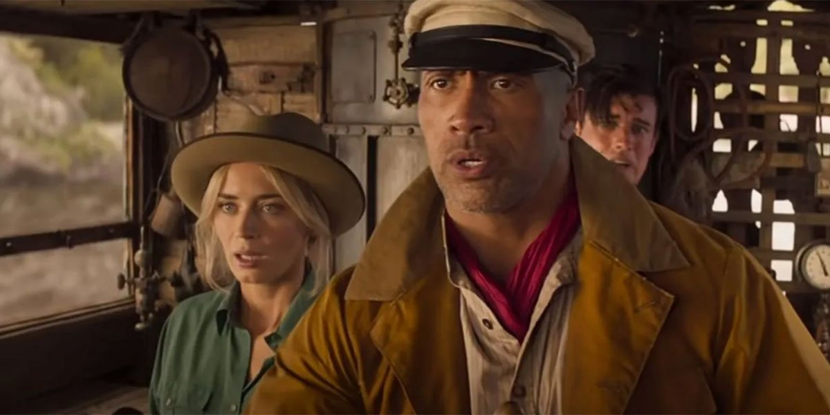 Emily Blunt and The Rock preparing for Jungle Cruise 2