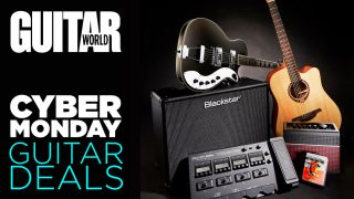 Cyber Monday guitar deals 2020: Live updates and all the best deals in one place