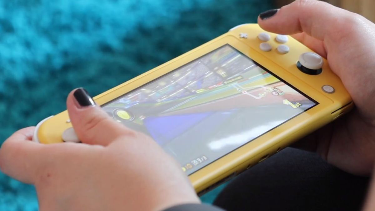 At this price, the Nintendo Switch Lite is perfect for commuters and kids alike
