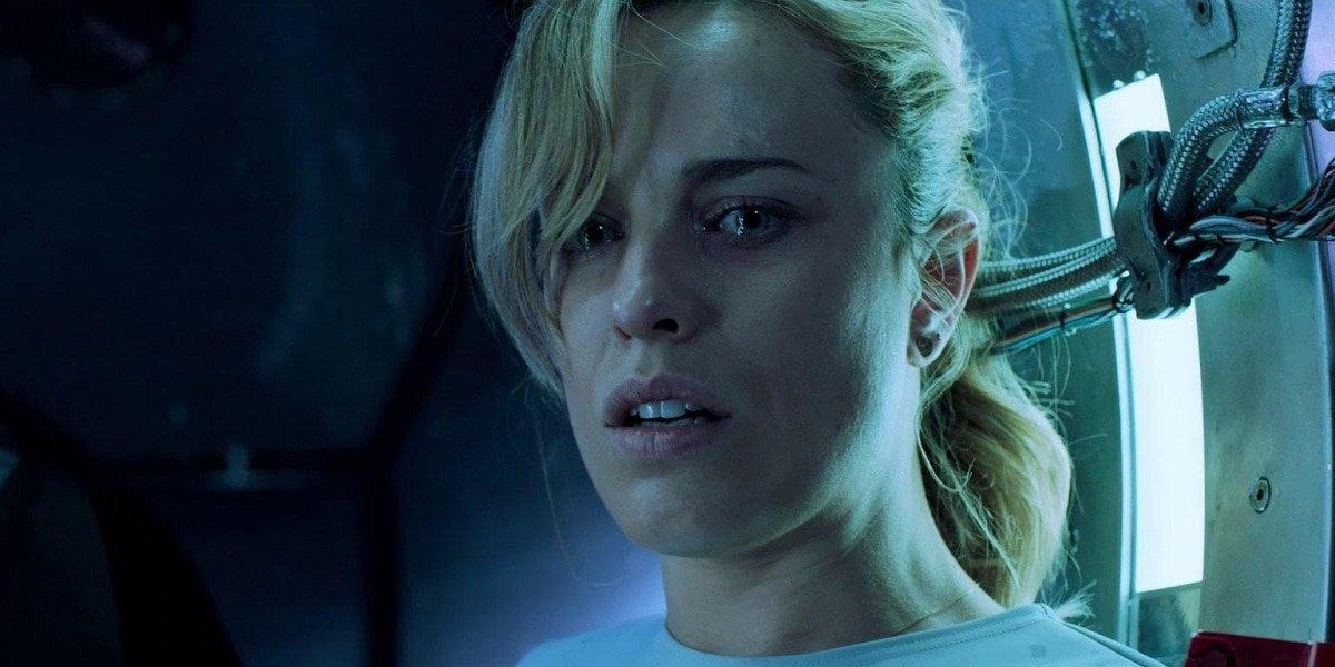 Jessica McNamee in The Meg