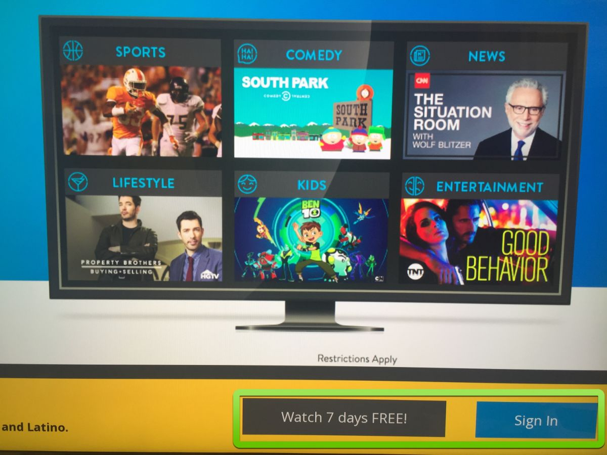Sling TV Lands on More Samsung TVs: Here's How to Get It | Tom's Guide