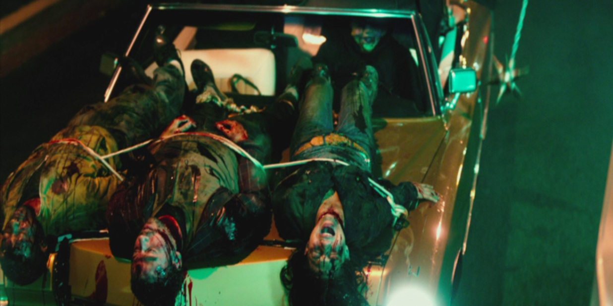 What Happens In Prisons On Purge Night - CINEMABLEND