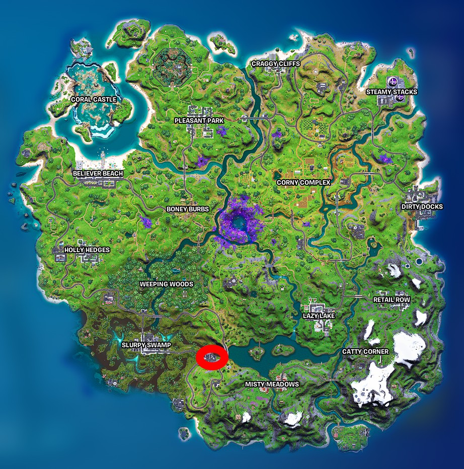 doomsday preppers guide fortnite
