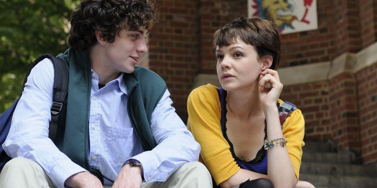 Aaron Taylor-Johnson and Carey Mulligan in The Greatest