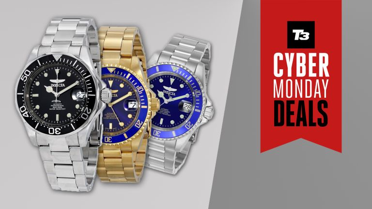 Invicta watch deal Cyber monday deal amazon cyber monday