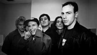 Bad Religion, group portrait, San Diego, California, United States, 1994